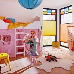 וילונות לחדרי ילדים ונוער