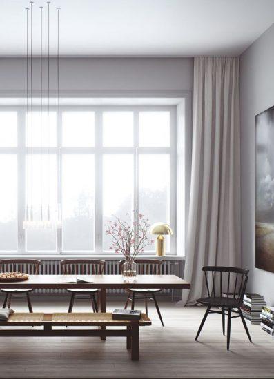 וילונות מעוצבים לדירה