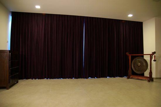 וילונות לסלון באיכות גבוהה