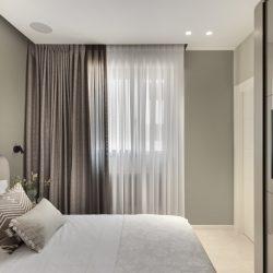 וילונות מעוצבים לחדרי שינה - וילונות טל